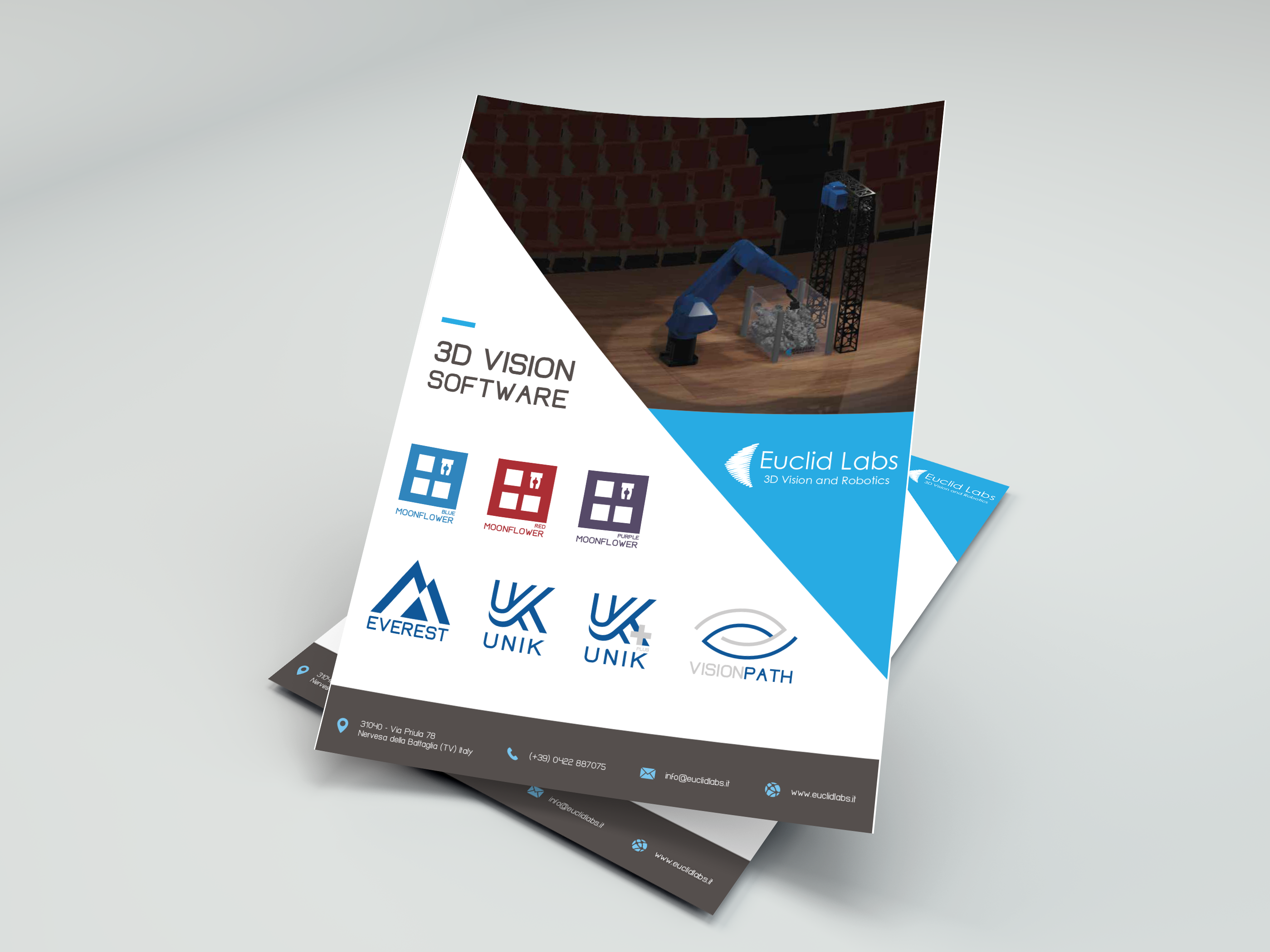 Vision Software Brochure